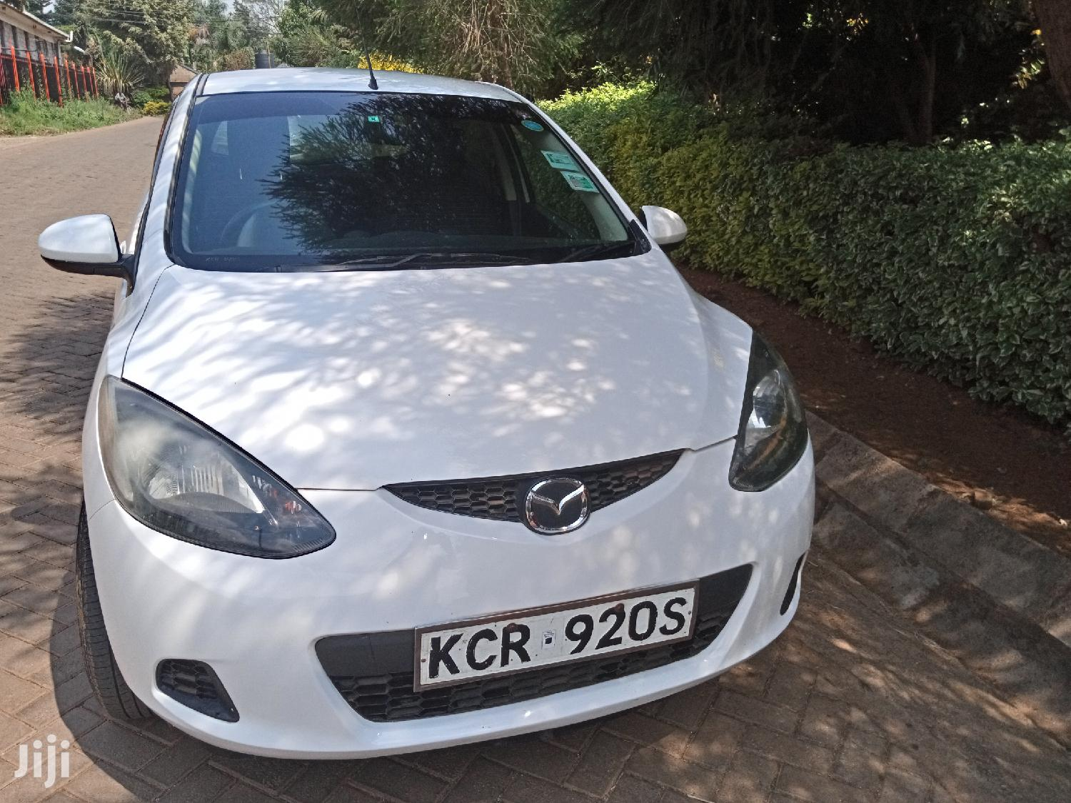Mazda Demio 2011 White | Cars for sale in Embakasi, Nairobi, Kenya