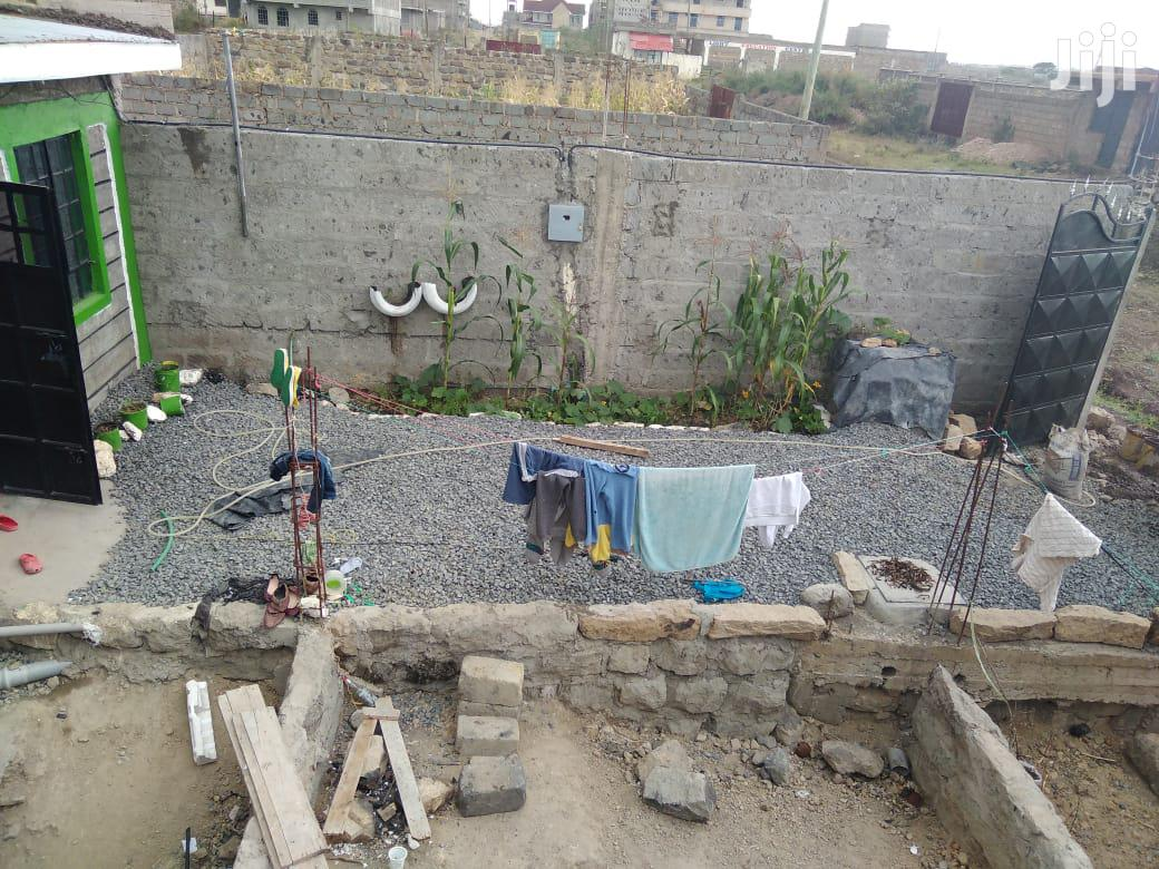 60 By 30 Residential Plot With A Two Bedroom House | Houses & Apartments For Sale for sale in Nairobi South, Nairobi, Kenya