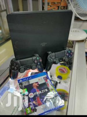 Ps4 Slim 2 Controllers and Fifa 21 | Video Game Consoles for sale in Nairobi, Nairobi Central