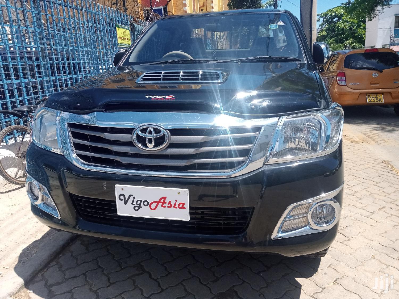 Toyota Hilux 2013 Black | Cars for sale in Mvita, Mombasa, Kenya