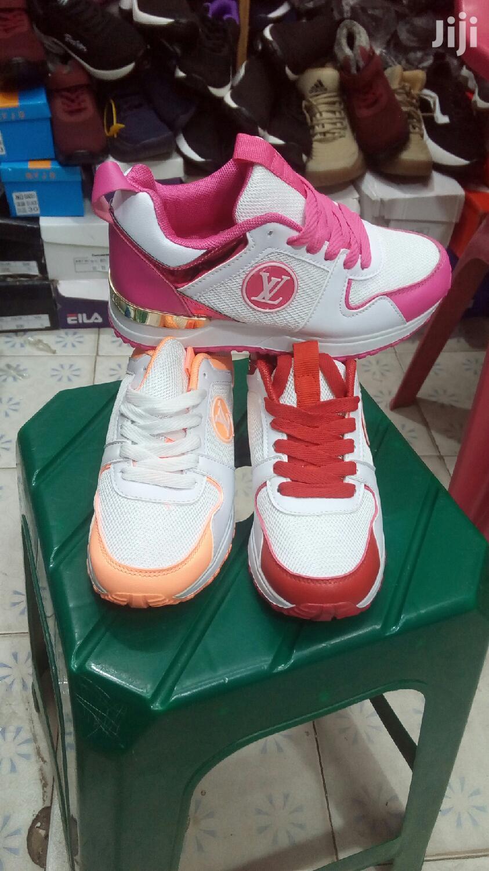 Girl's Sneakers