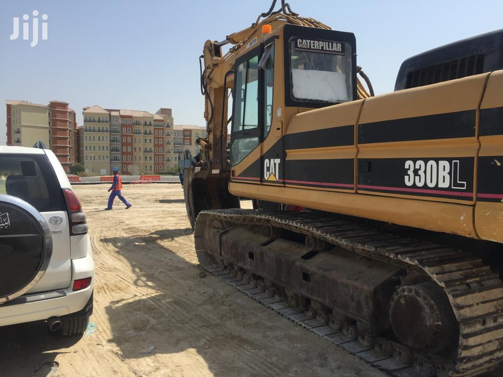 Caterpillar 330L Excavator 2011 Yellow For Sale