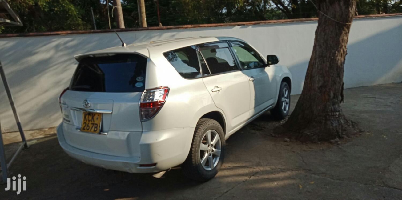 Toyota Vanguard 2010 White   Cars for sale in Tudor, Mombasa, Kenya