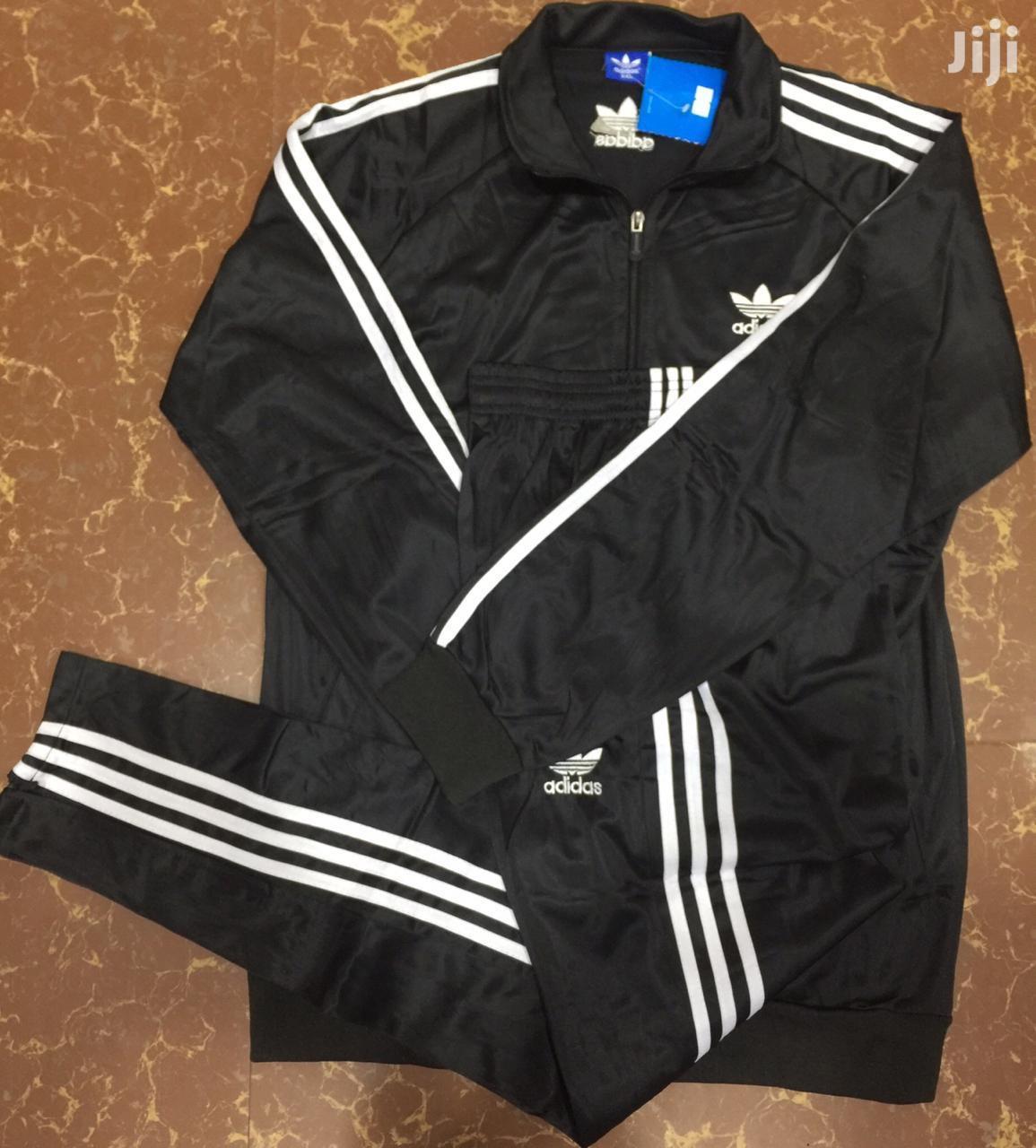 Black Adidas Tracksuit | Clothing for sale in Nairobi Central, Nairobi, Kenya