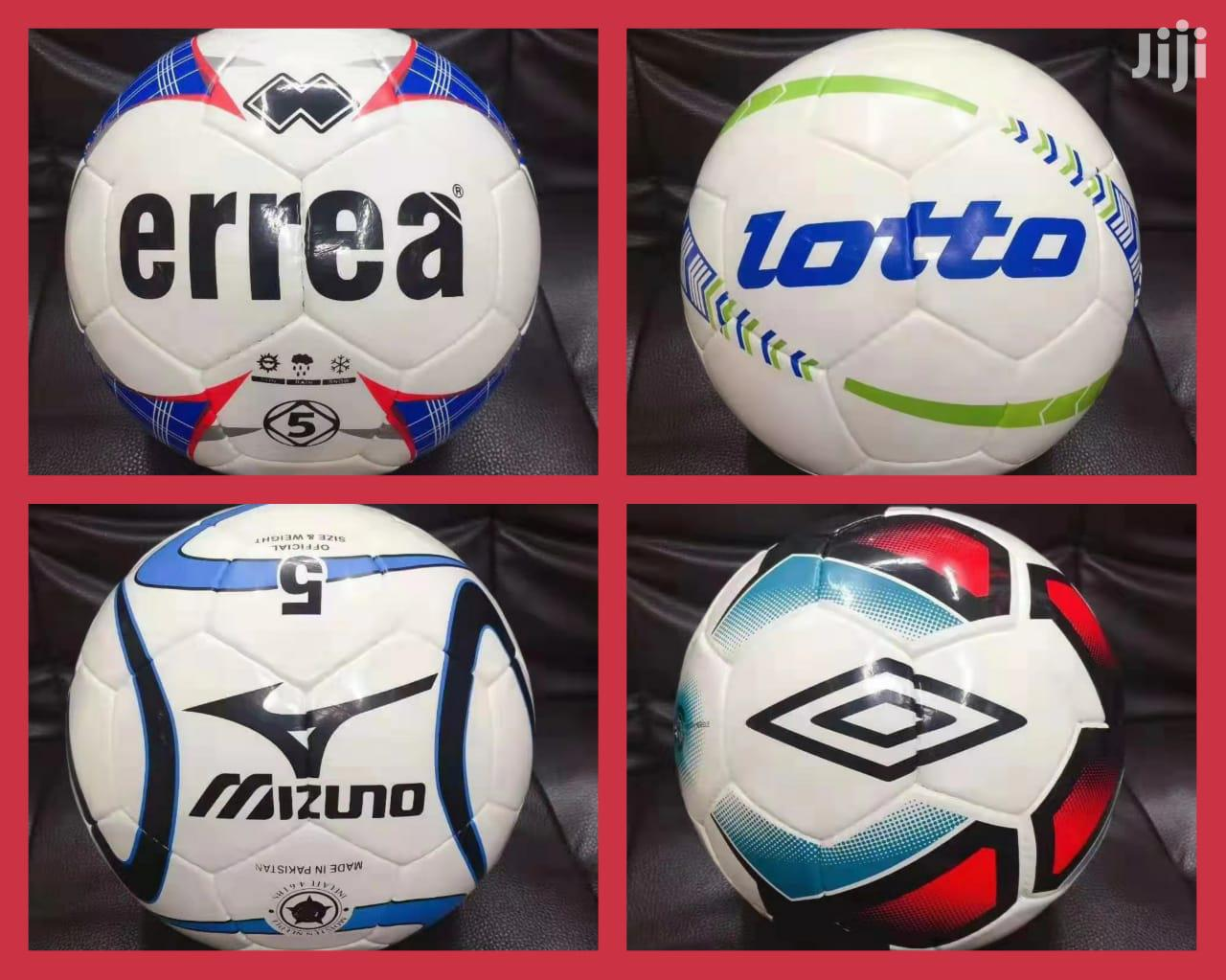 Archive: Footballs Available