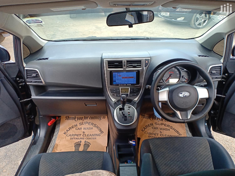 Archive: Subaru Trezia 2012 1.3i Black