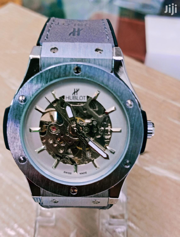 Archive: HUBLOT Mechanical Watch