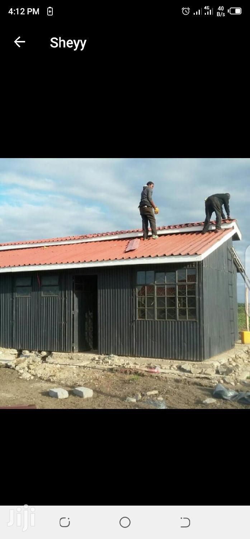 Metal Homes | Building & Trades Services for sale in Bahati, Nakuru, Kenya