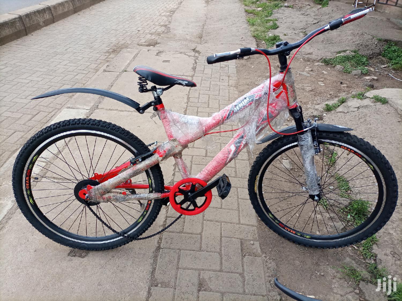 Mtb Bike Single Gear Bicycle Size 26