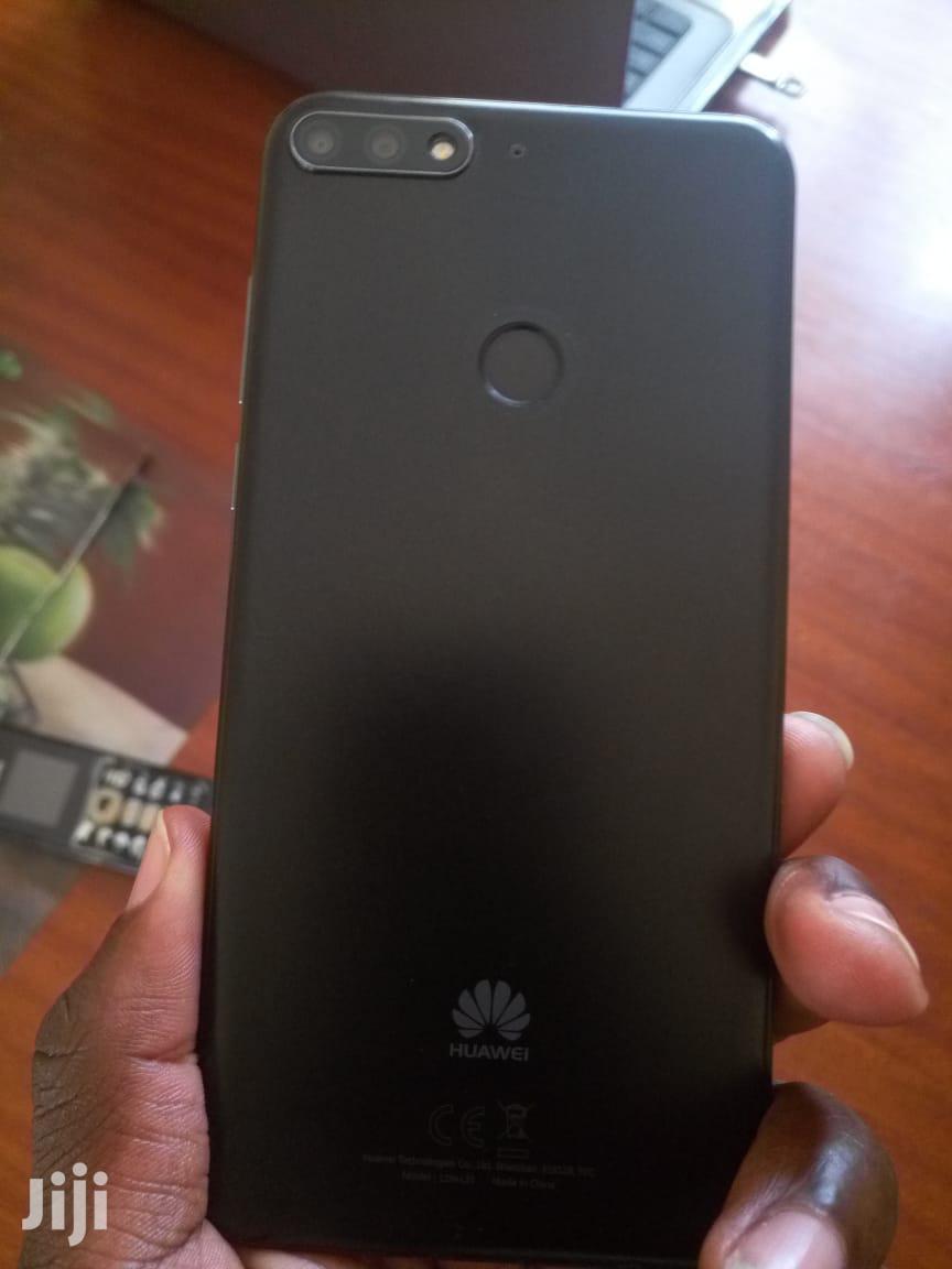 Archive: A Brand New Huawei Y7 Black 3GB Ram