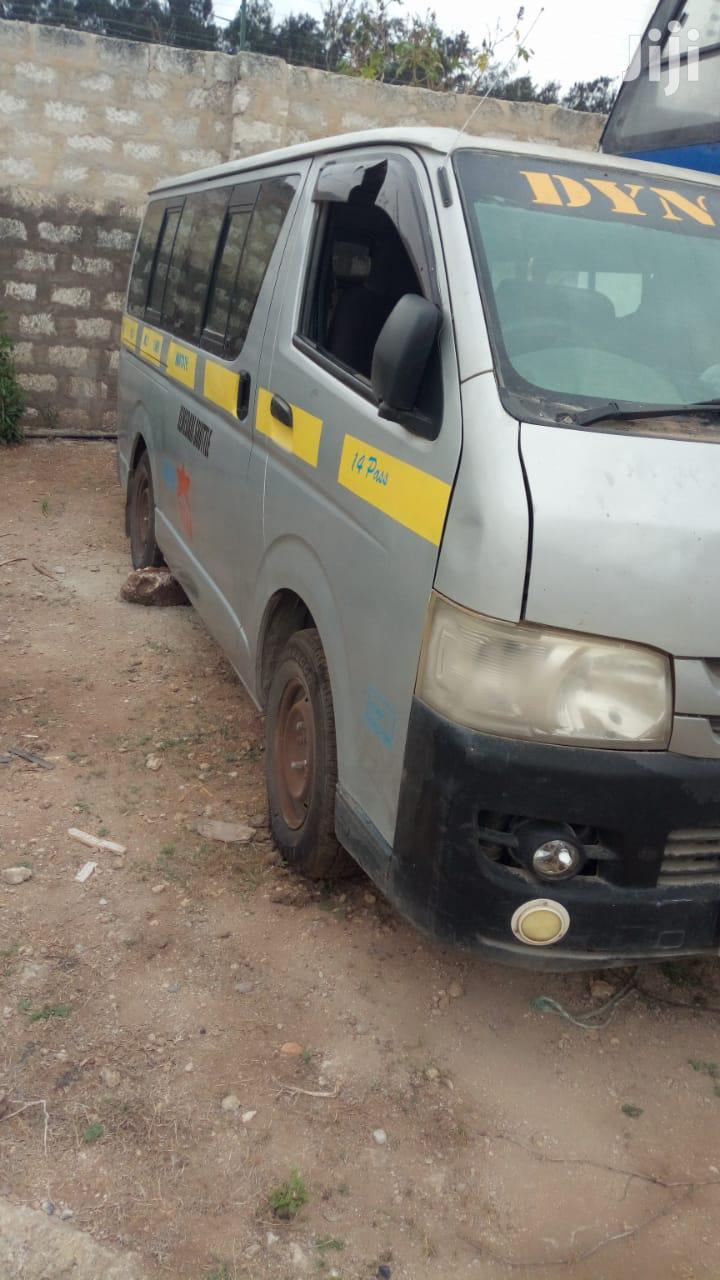 Toyota Hiace | Buses & Microbuses for sale in Kisauni, Mombasa, Kenya