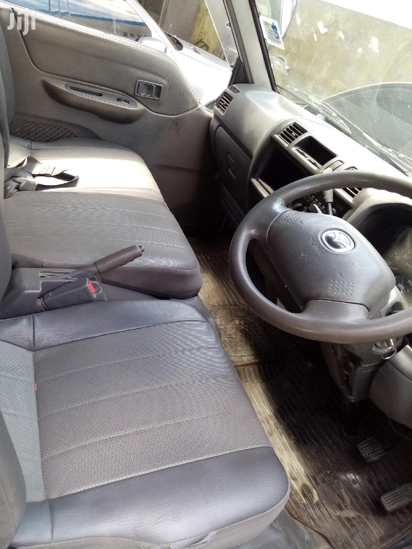 Archive: Mazda Bongo 2010 White