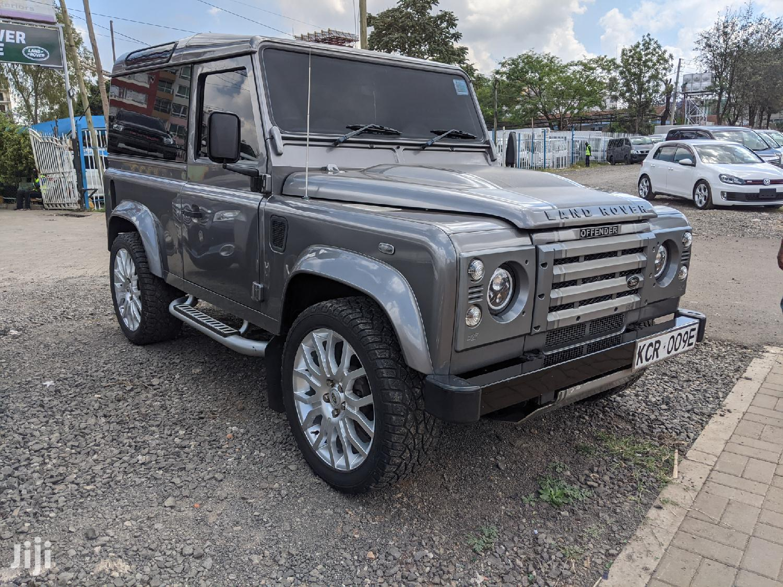 Land Rover Defender 2013 Gray | Cars for sale in Nairobi Central, Nairobi, Kenya