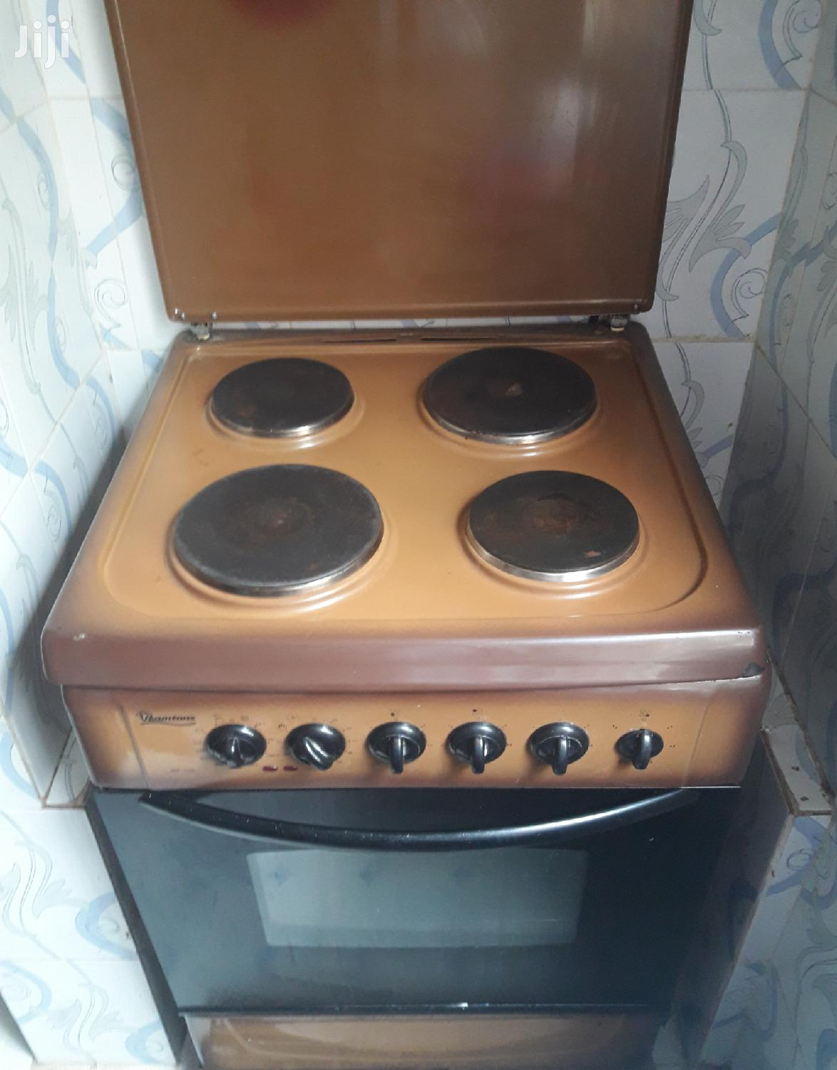 Archive: Electric Cooker With Oven