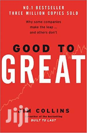 Good to Great-Jim Collins | Books & Games for sale in Nairobi, Nairobi Central