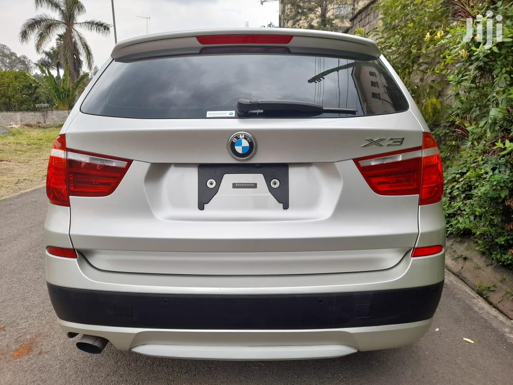 BMW X3 xDrive28i 2013 Gray | Cars for sale in Nairobi Central, Nairobi, Kenya