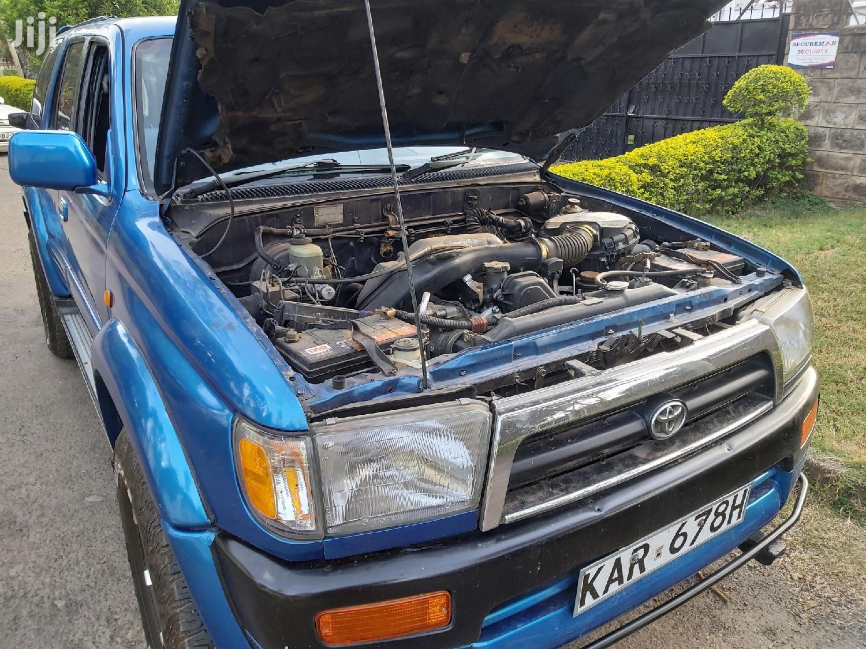 Toyota Hilux 1996 Blue | Cars for sale in Woodley/Kenyatta Golf Course, Nairobi, Kenya