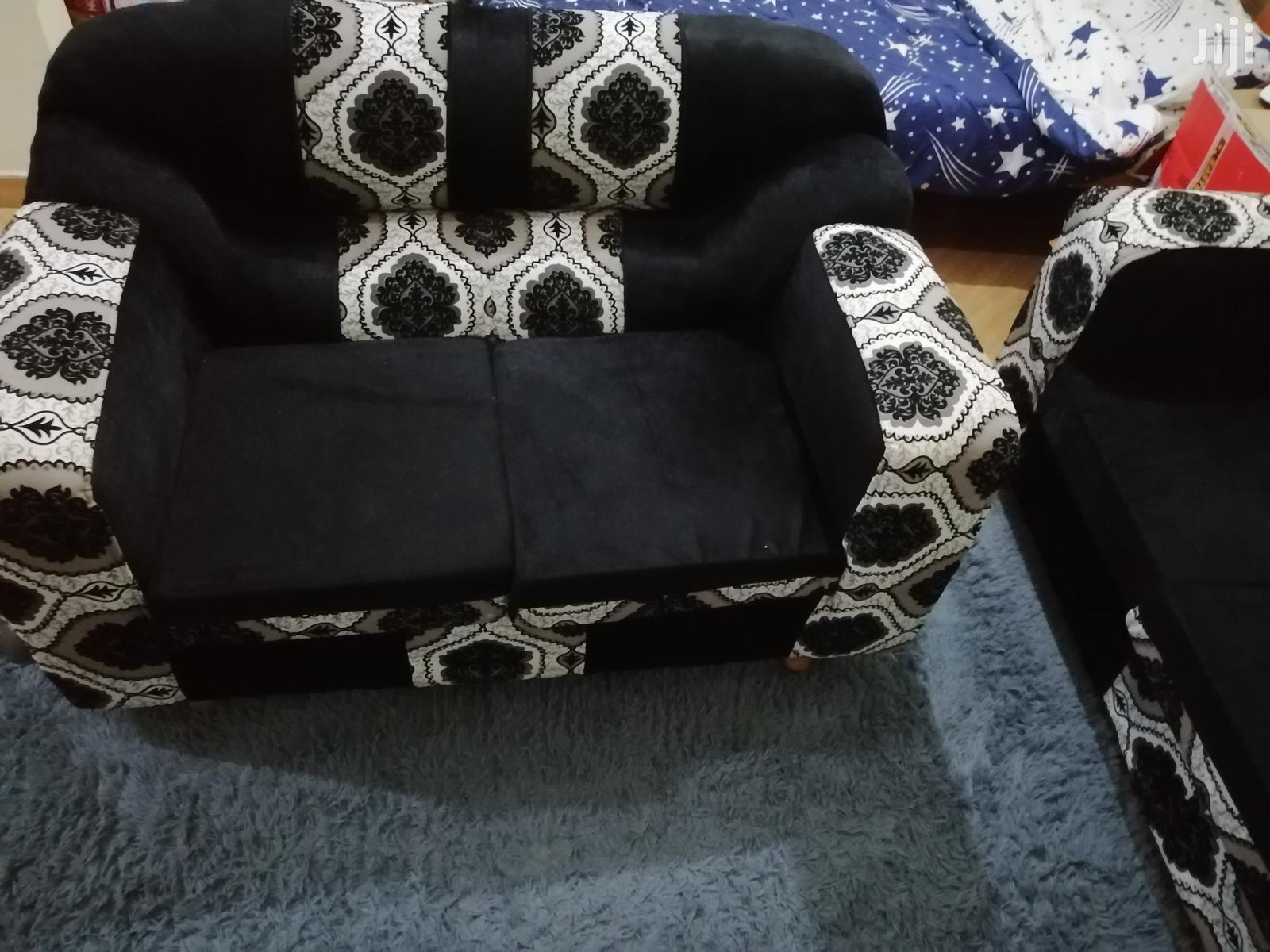 Archive: Three Seater and Two Seater Sofa Set for Sale