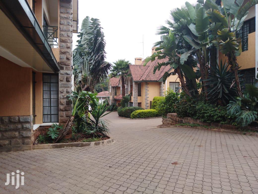 To Let 5bdrm With Dsq Townhouse at Kilimani Nairobi Kenya