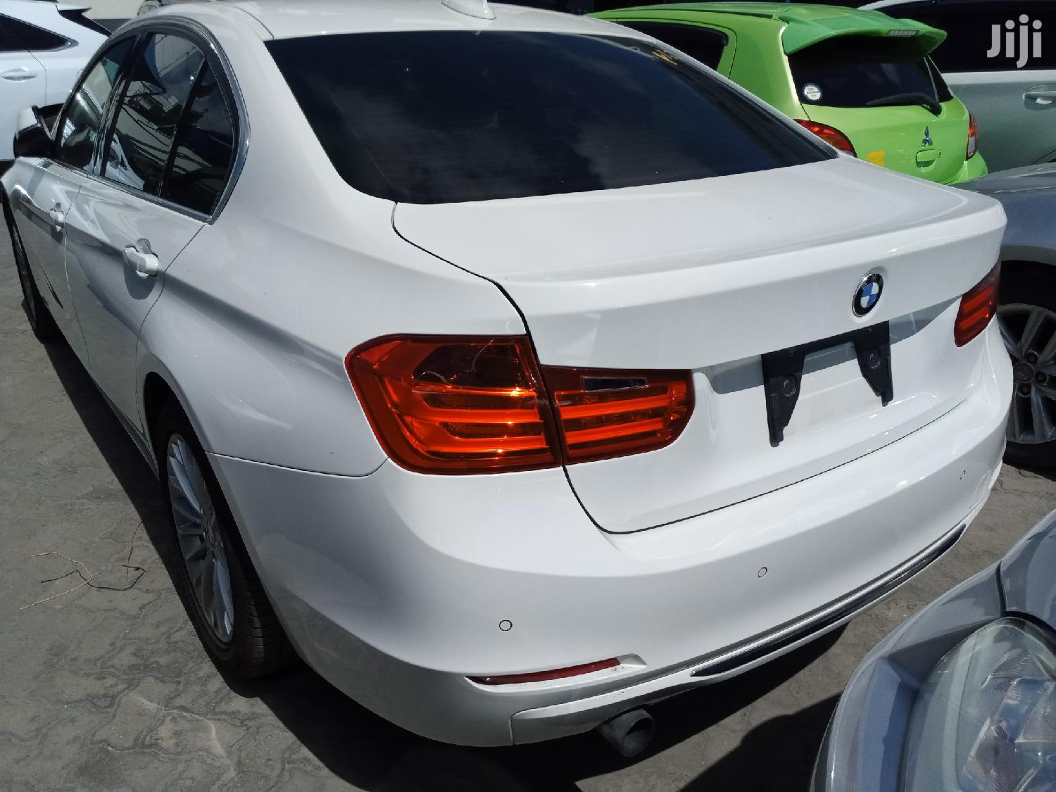 BMW 320i 2013 White | Cars for sale in Mvita, Mombasa, Kenya