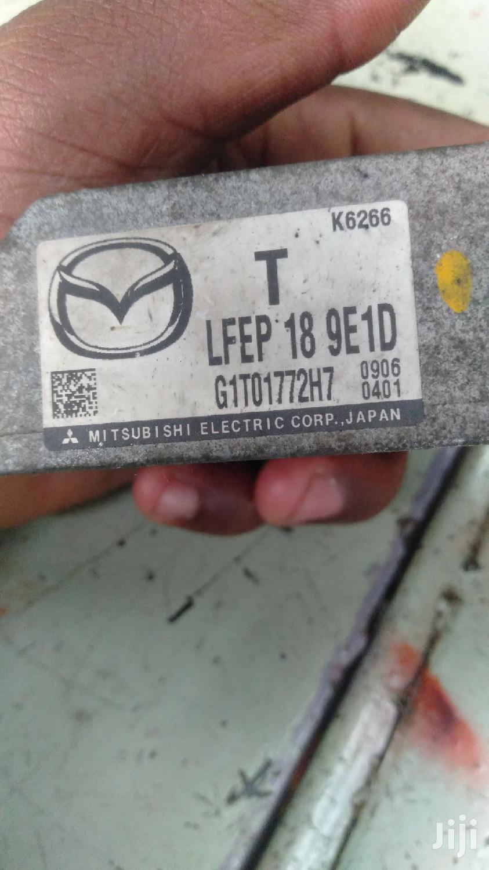 Mazda Premacy Gearbox Computer