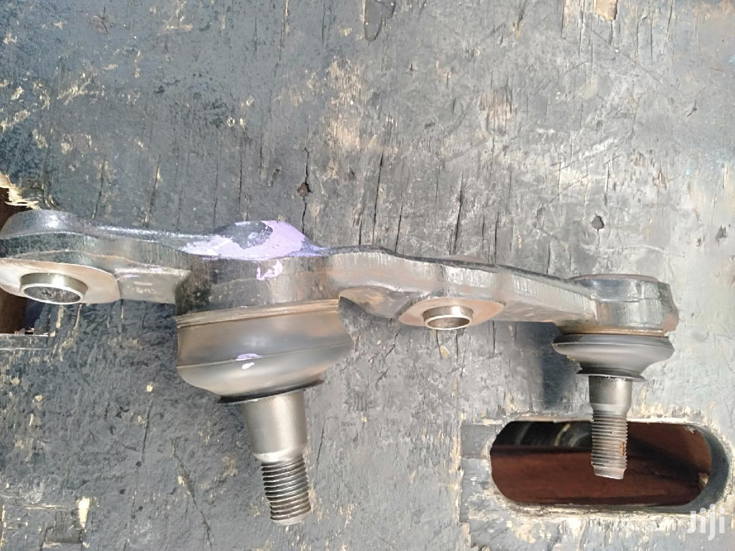 Mark X Ball Joints