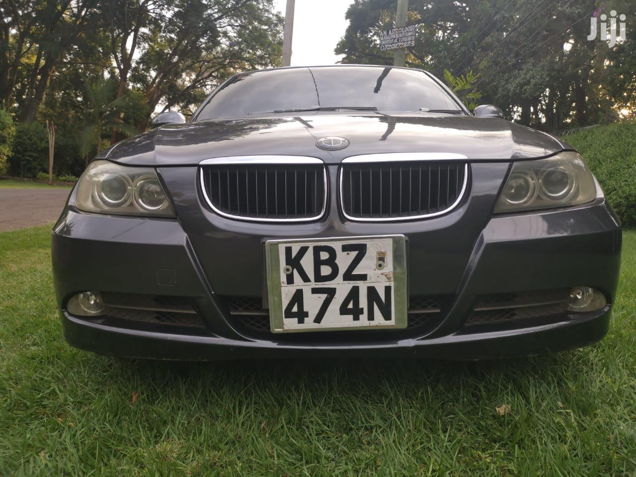 BMW 320i 2007 Gray | Cars for sale in Nairobi Central, Nairobi, Kenya