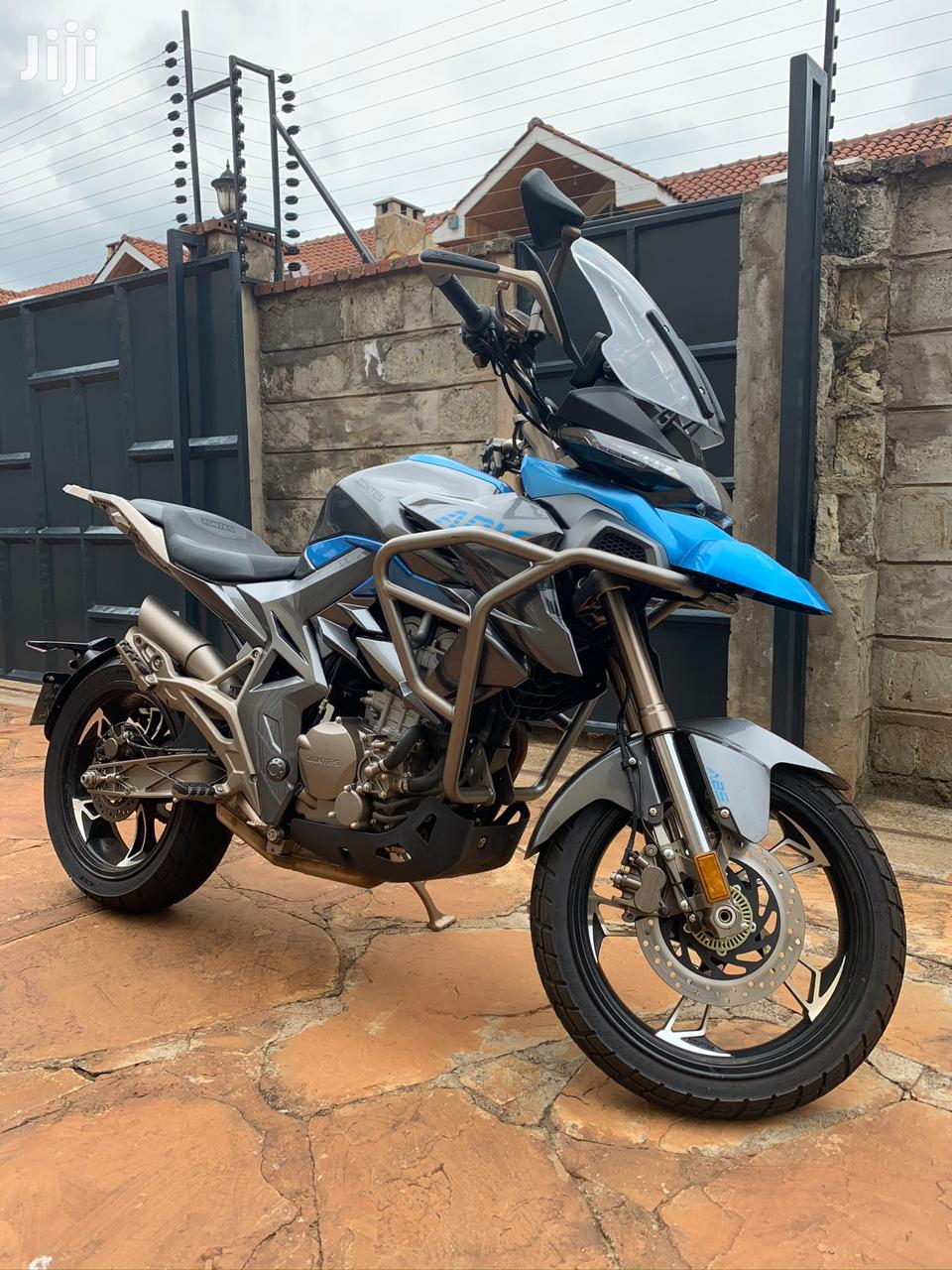 Zontes ZT310-T 2019 Blue | Motorcycles & Scooters for sale in South C, Nairobi, Kenya