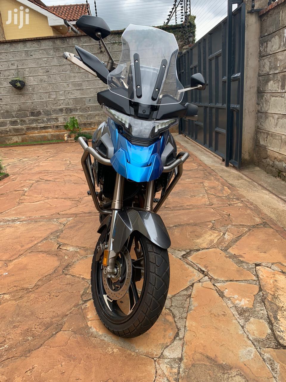 Zontes ZT310-T 2019 Blue