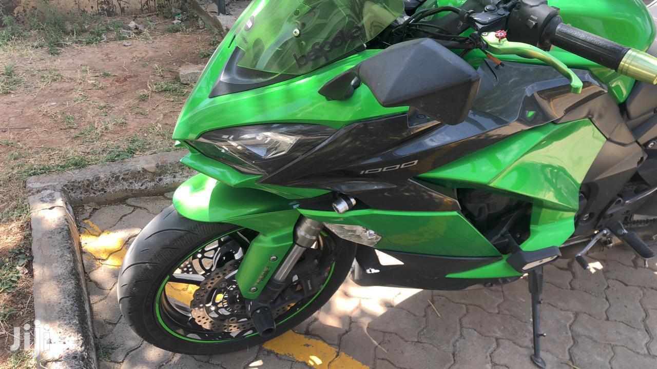 Kawasaki Ninja Green | Motorcycles & Scooters for sale in South C, Nairobi, Kenya