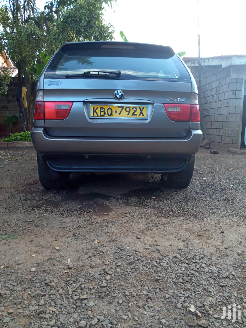 BMW X5 2005 Gray | Cars for sale in Ruiru, Kiambu, Kenya