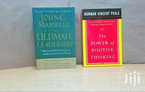 Ultimate Leadership - John C Maxwell, The Powe Of Positive | Books & Games for sale in Nairobi, Nairobi Central