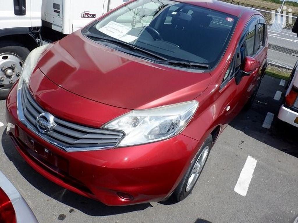 Nissan Note 2013 Red   Cars for sale in Runda, Nairobi, Kenya