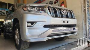 Toyota Land Cruiser Prado 2012 Silver | Cars for sale in Mombasa, Nyali