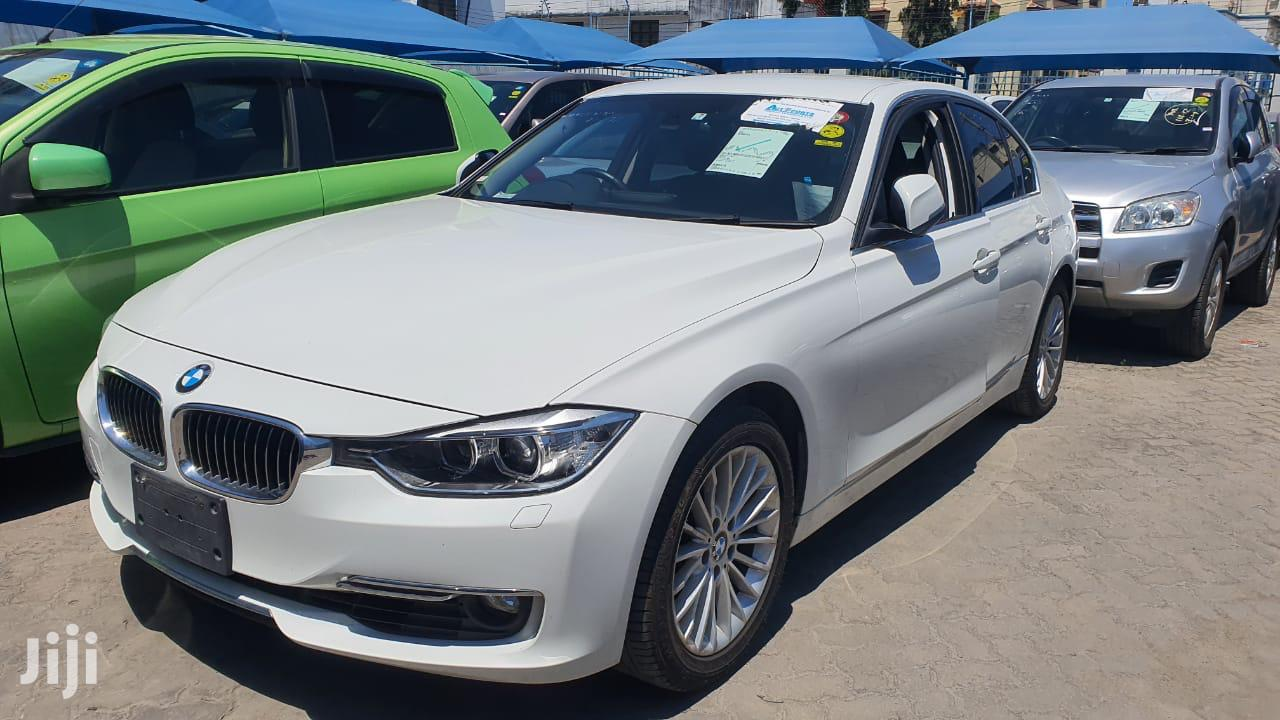 BMW 320i 2013 White