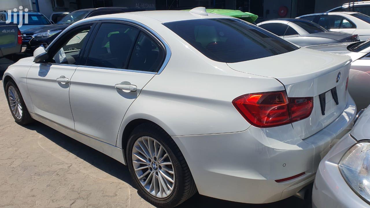 BMW 320i 2013 White | Cars for sale in Nyali, Mombasa, Kenya