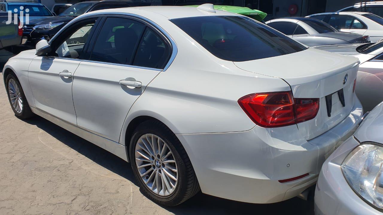 BMW 320i 2013 White   Cars for sale in Nyali, Mombasa, Kenya