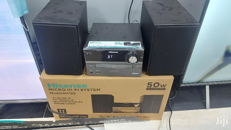 Hisense HA-120 Personal Radio With Fm/Cd/Bluetooth/Aux   Audio & Music Equipment for sale in Nairobi Central, Nairobi, Kenya