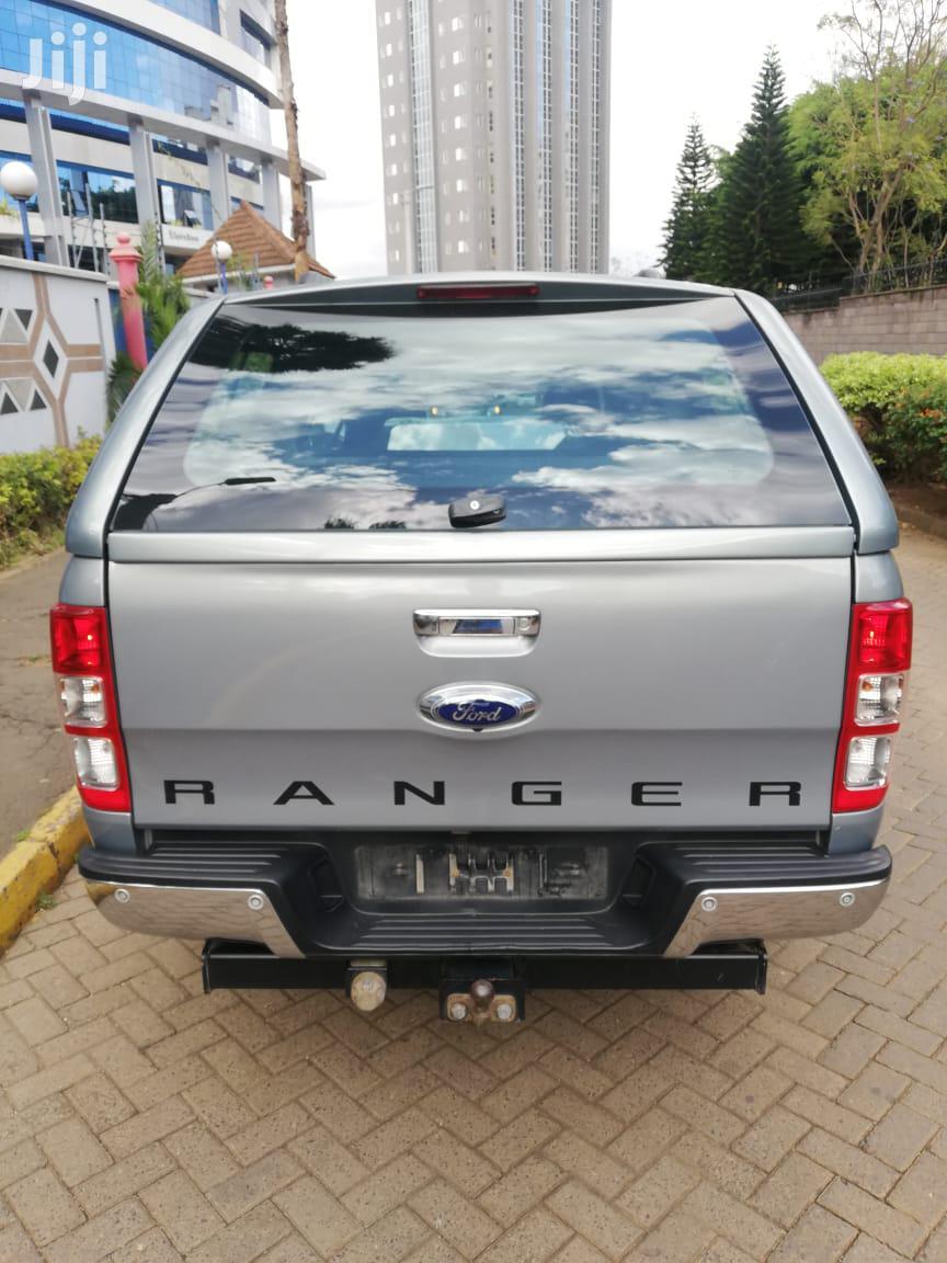 Archive: Ford Ranger 2013 Blue
