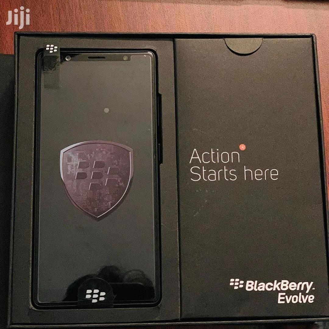 New BlackBerry Evolve 64 GB