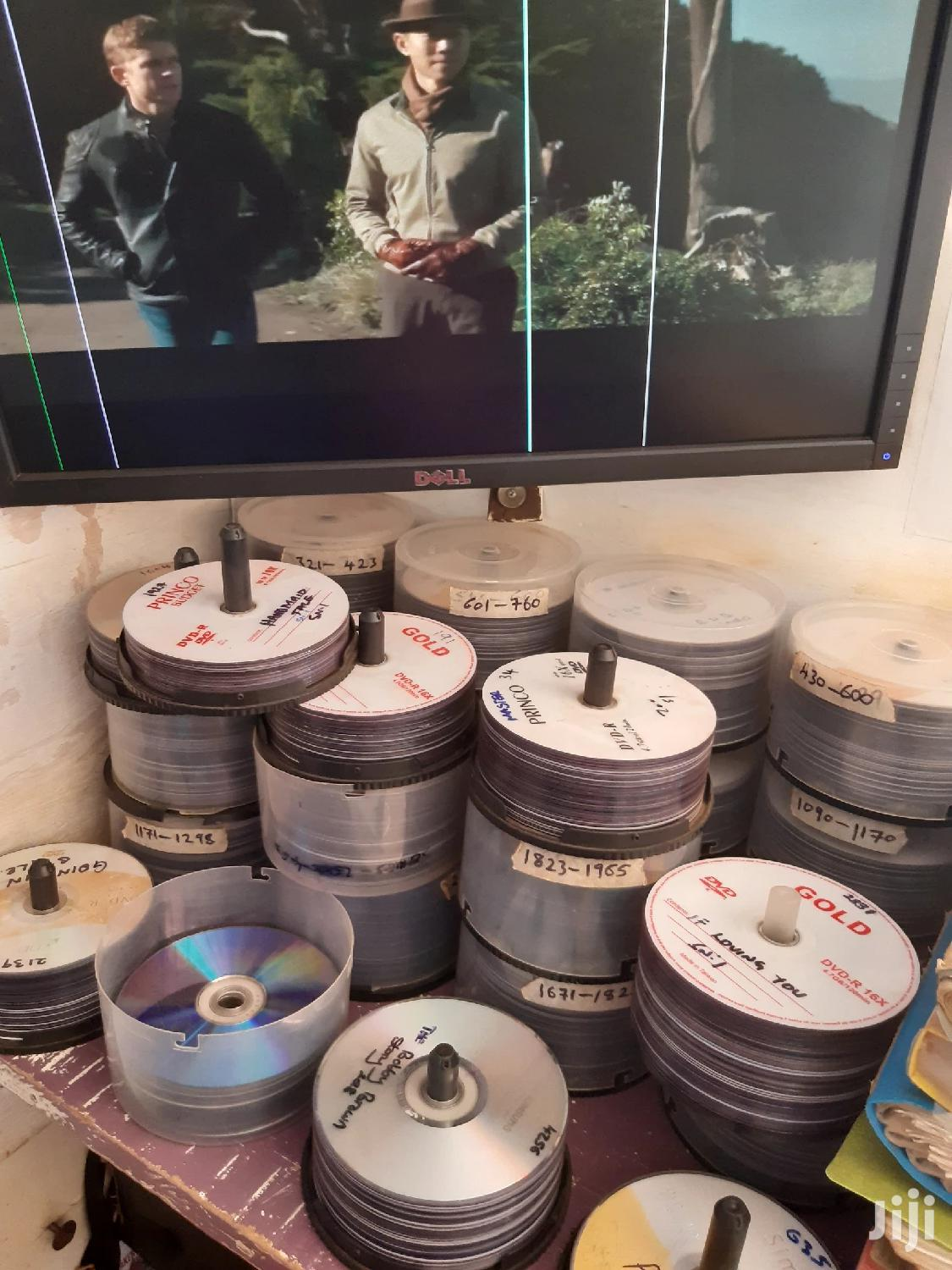 Archive: Movie And Series Masters At A Throw Away Price