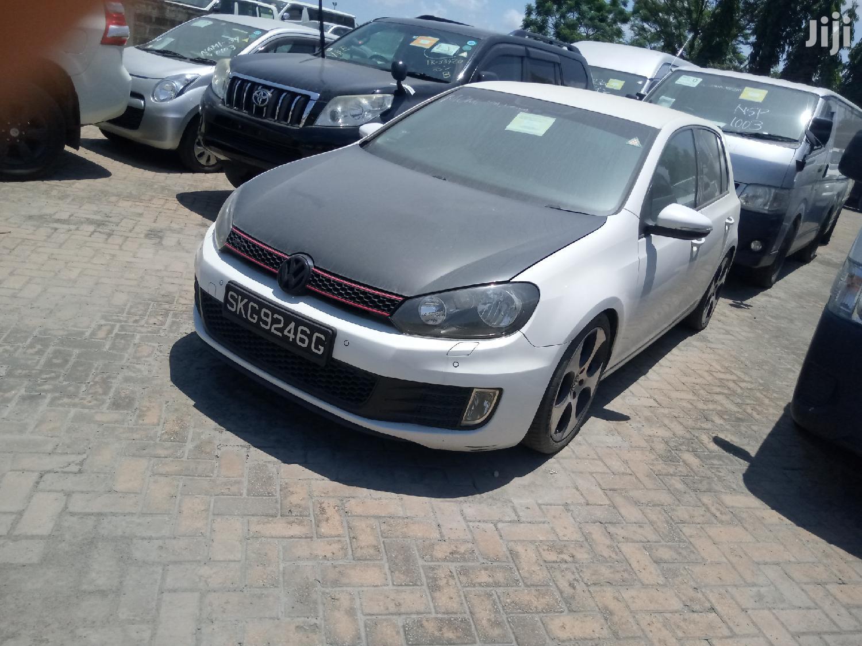 New Volkswagen Golf 2013   Cars for sale in Ziwa la Ngombe, Nyali, Kenya