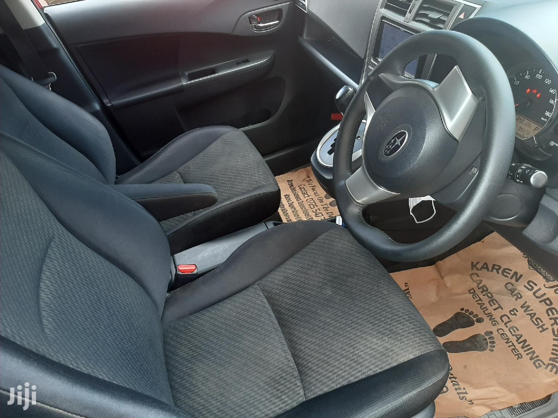 Archive: Subaru Trezia 2012 Black