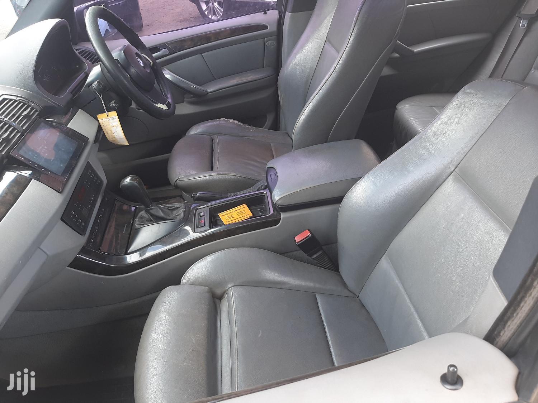 Archive: BMW X5 2004 Gray