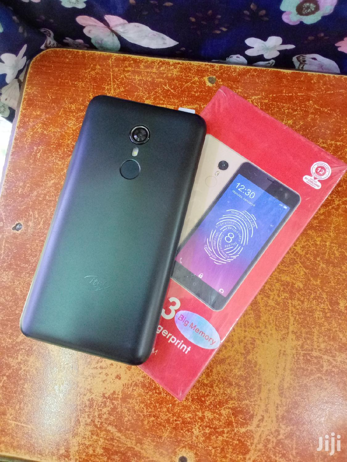 New Itel A33 16 GB Black | Mobile Phones for sale in Nairobi Central, Nairobi, Kenya
