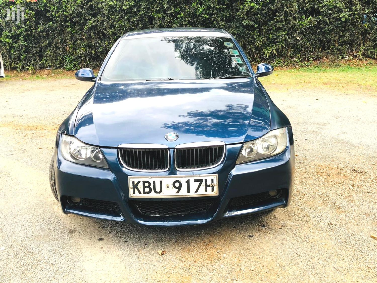 Archive: BMW 320i 2006 Blue