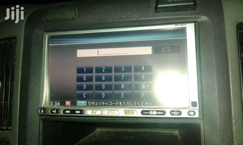 Radio SD Cards, Password Esn Erc 4 Toyota Panasonic Pioneer Clarion   Vehicle Parts & Accessories for sale in Township E, Kiambu, Kenya
