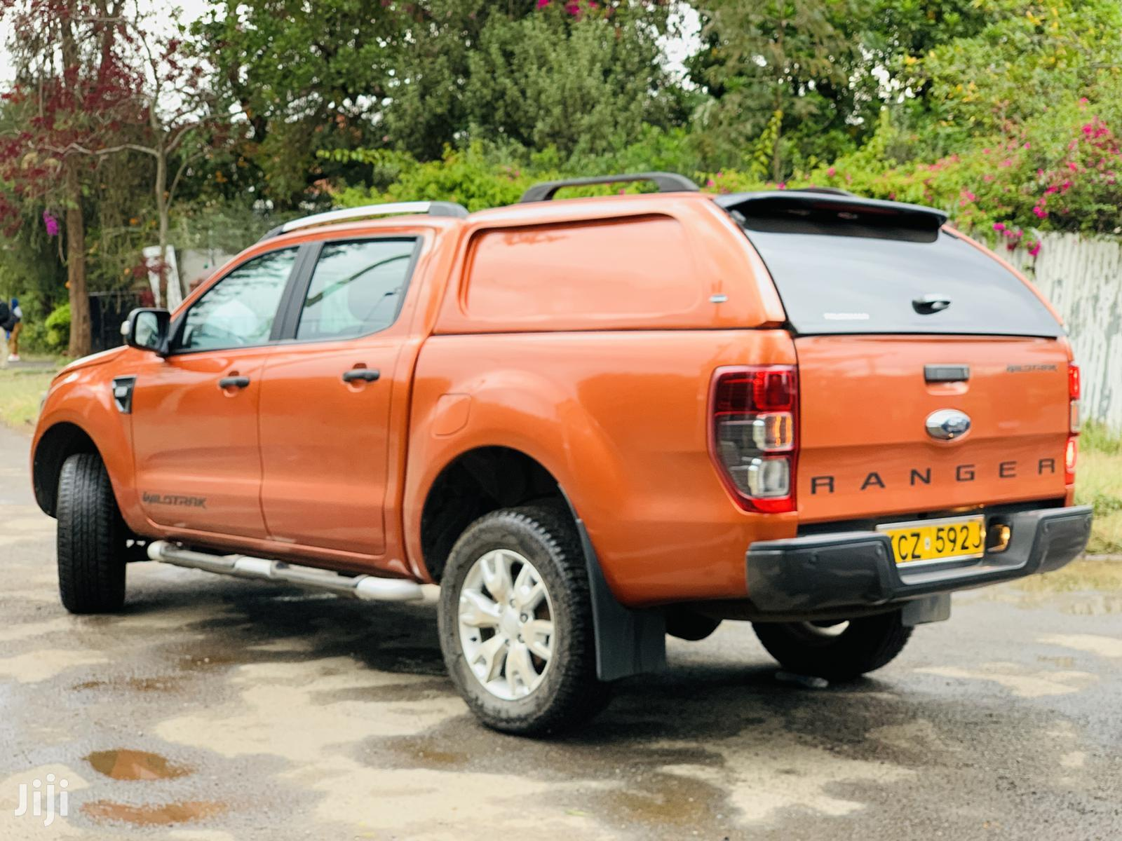 Ford Ranger 2013 Orange | Cars for sale in Woodley/Kenyatta Golf Course, Nairobi, Kenya