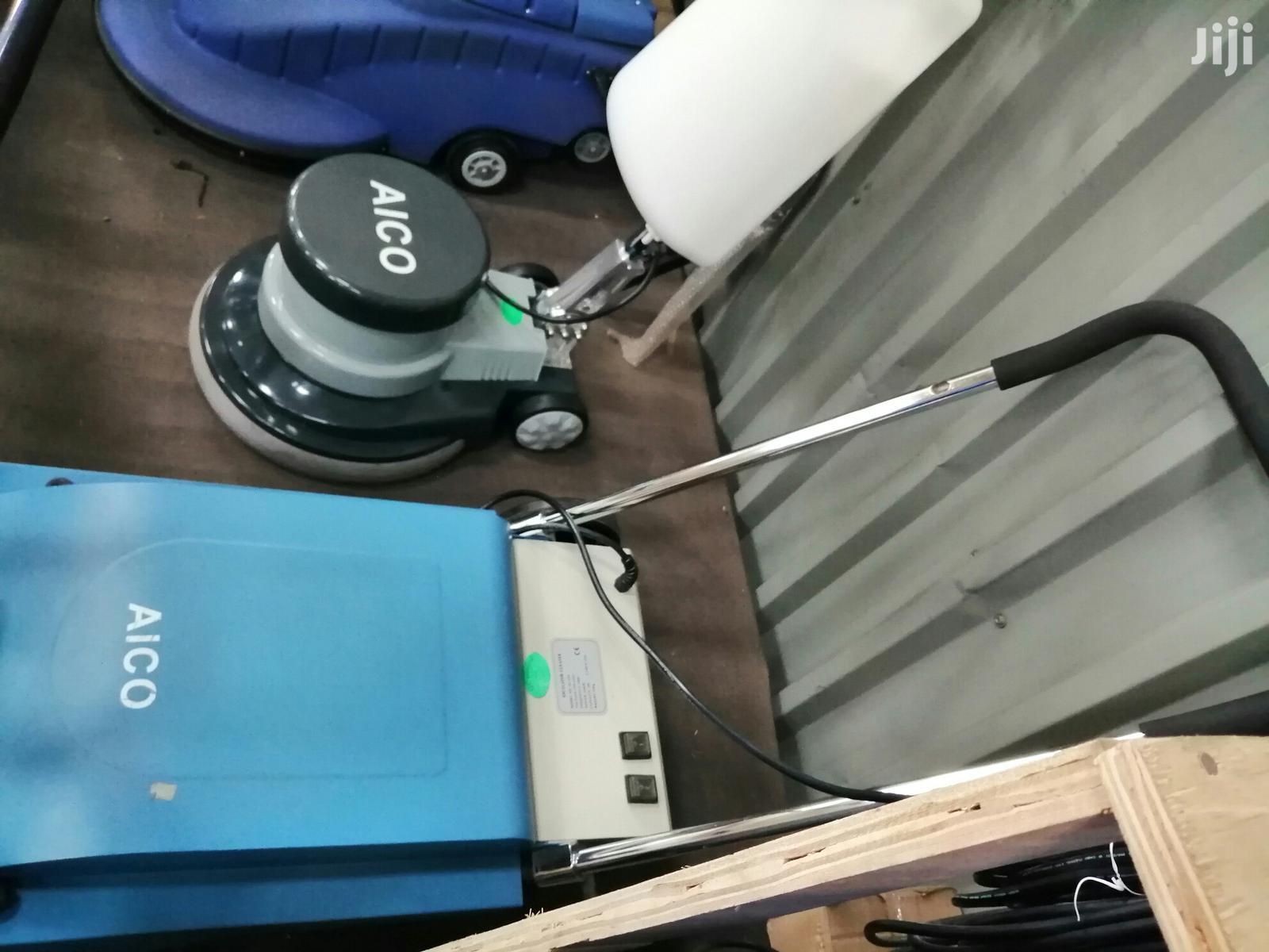 Brand New Floor Scrubber