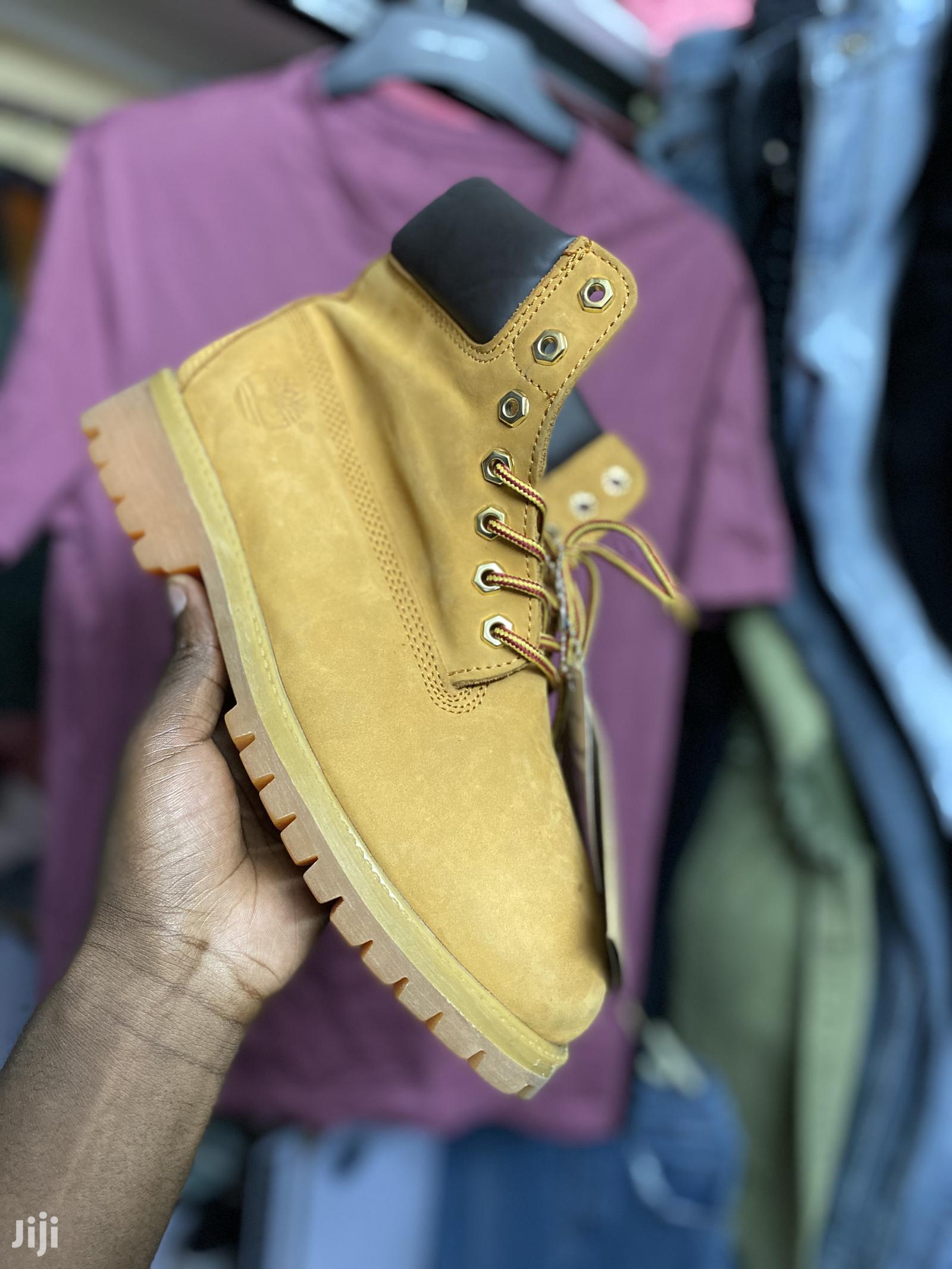 Timberlands Boots   Shoes for sale in Nairobi Central, Nairobi, Kenya